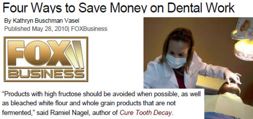 Fox Business News Save on Dental Work