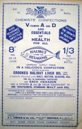 Halibut Liver Oil