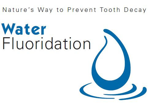 Water Fluoridation Causes Tooth Decay
