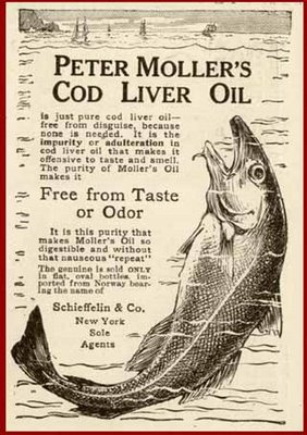 Mollers Cod Liver Oil