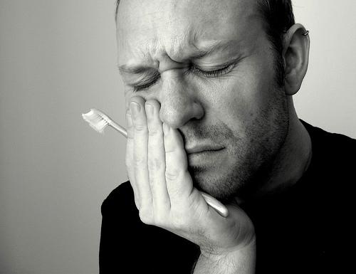 cepillarse dientes malo para la salud